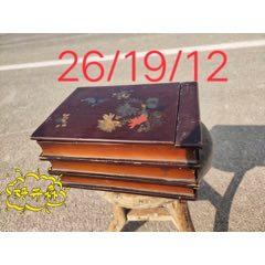 民國時期楠木,純手繪,花鳥圖梳妝盒,保存完好(se78269552)_7788舊貨商城__七七八八商品交易平臺(7788.com)
