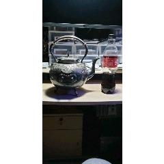 過年放漏,外國銀茶壺,重982克,底部有標,燒裂了,當裝飾品,800元出,(se78528654)_7788舊貨商城__七七八八商品交易平臺(7788.com)