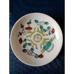 花卉粉彩盘,完美品,收藏欣赏的好东西(se78741577)_7788收藏__收藏热线