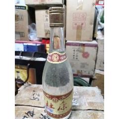 优惠价销售07年52度伊川杜康酒
