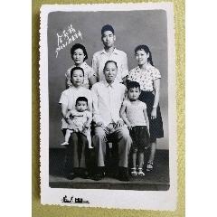 60年代全家福合影留念老照片(se81071626)_7788收藏__收藏熱線