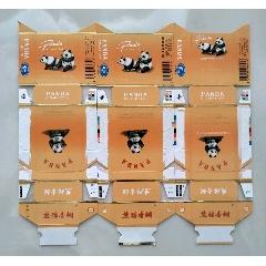 熊貓三種一一一拆卡-¥2 元_煙標/煙盒_7788網