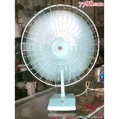 國營上海電器廠《交流臺扇》(se82282911)_7788收藏__收藏熱線