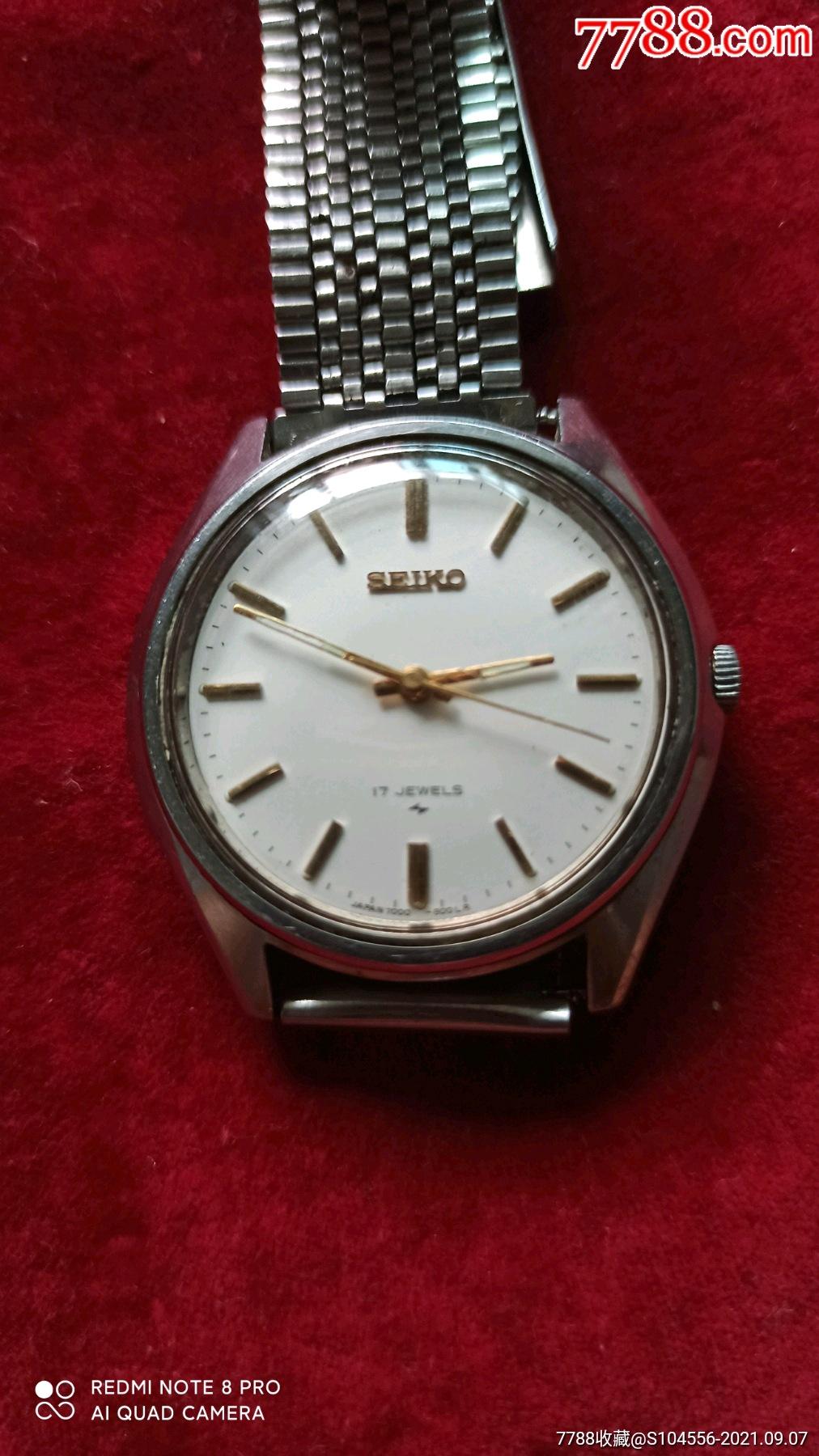 日本精工手表_价格120元_第2张_7788收藏__收藏热线