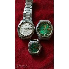 日本双狮全自动手表