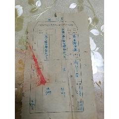 1951年华北酒业专卖河北省分公司运酒证存根(se82796642)_7788收藏__收藏热线