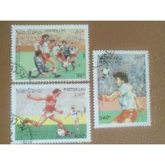 第届足球世界杯(盖销票3枚)(se82859163)_7788收藏__收藏热线