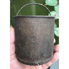 清代铜提筒-¥350 元_铜皿/盛具_7788网