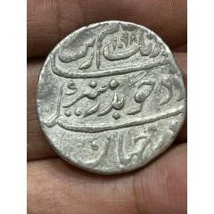 丝路古国莫卧儿帝国银币
