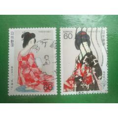 1988年集邮周(信销票2全)