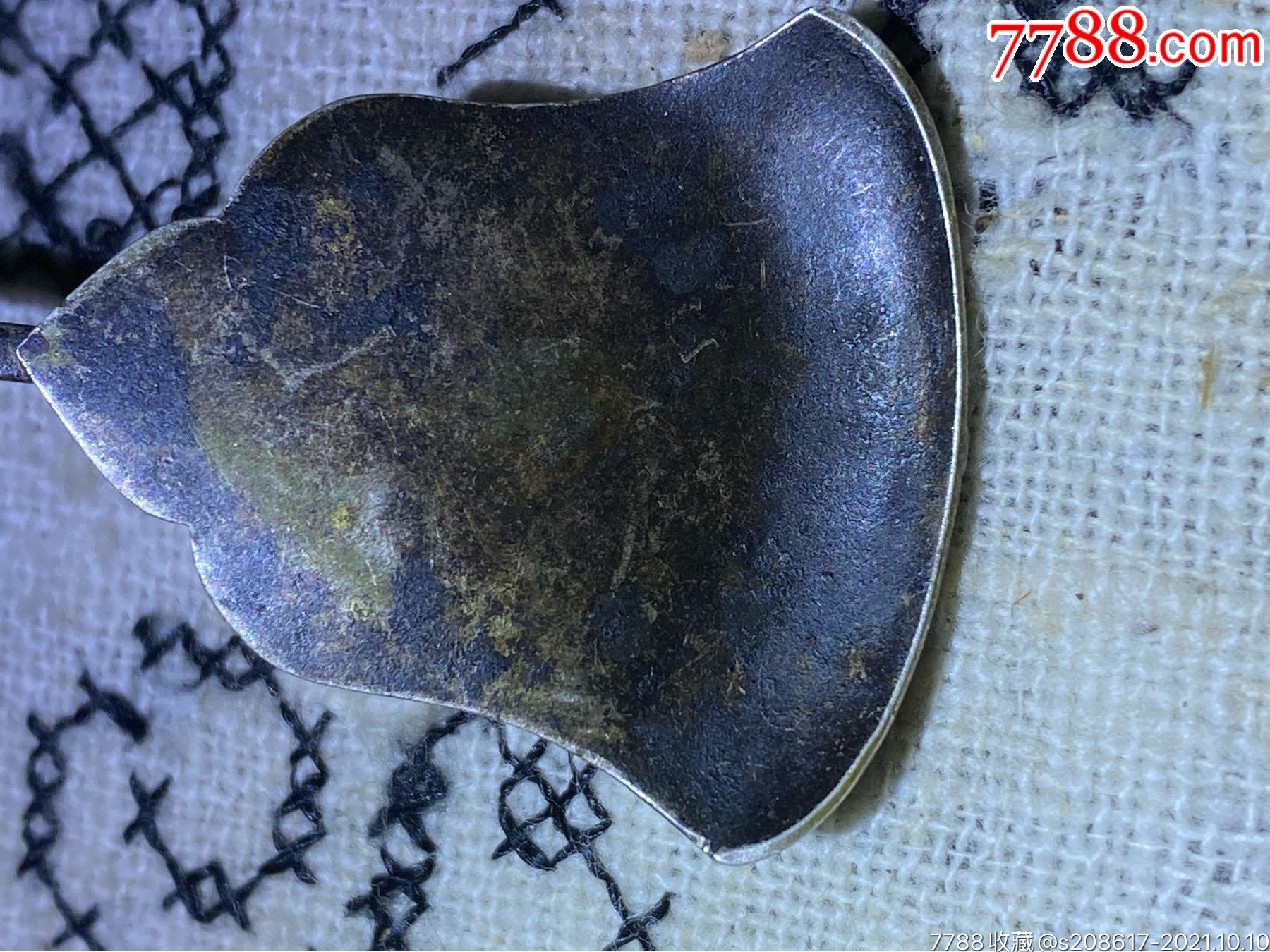清朝银刮舌(银工具)_价格288元_第6张_7788收藏__收藏热线