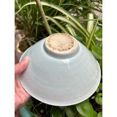 南宋·湖田窑·刻海水纹·碗