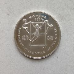 赞比亚1980年大银元(se83255956)_7788收藏__收藏热线