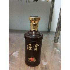 匠觉Z号白酒*酒瓶空瓶一只,劲酒集团(se83256038)_7788收藏__收藏热线