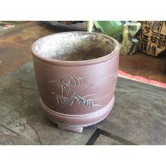 紫砂直筒盆(au28136274)_7788收藏__收藏热线