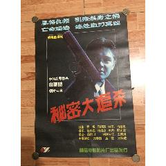秘密大追杀-¥10 元_电影海报_7788网