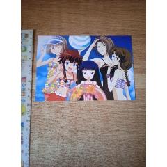 早期/天使领域《漫友》附赠动漫明信片/一张-¥1 元_明信片/邮资片_7788网