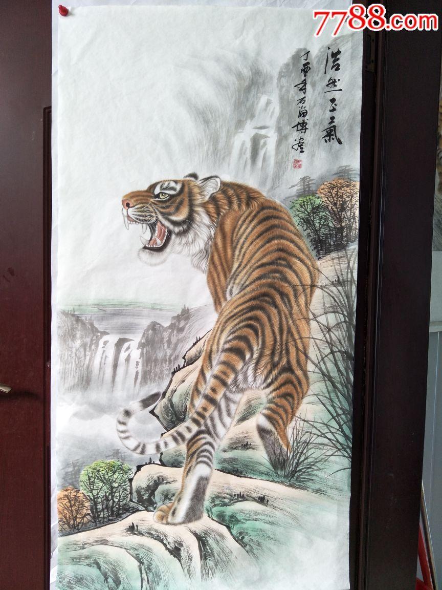 工笔动物画_单价150元/件【销售精品字画】_第1张_7788收藏__中国收藏