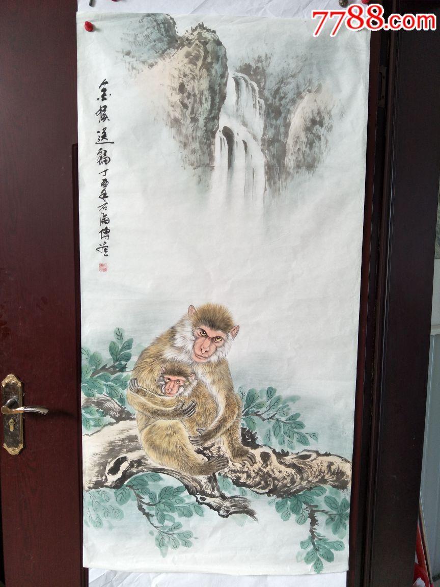工笔动物画_单价150元/件【销售精品字画】_第2张_7788收藏__中国收藏