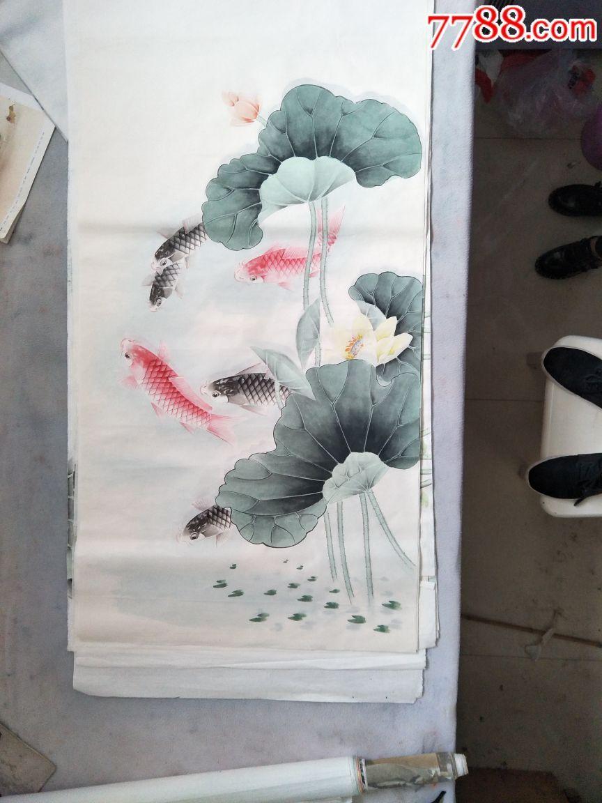工笔动物画_单价150元/件【销售精品字画】_第5张_7788收藏__中国收