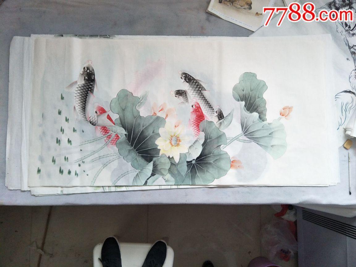工笔动物画_单价150元/件【销售精品字画】_第6张_7788收藏__中国收藏