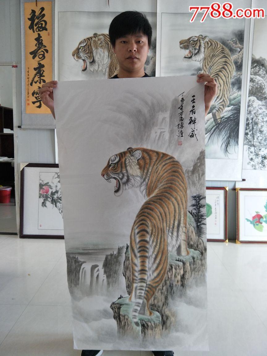 工笔动物画_单价150元/件【销售精品字画】_第8张_7788收藏__中国收藏
