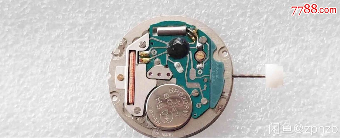 瑞士原装ETA955.424石英机芯兼容955.412_单价48元/件_第2张_7788旧货商城__七七八八商品交易平台(7788.com)