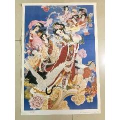 88年年畫,七仙女祝壽(wh230539)_7788收藏__收藏熱線