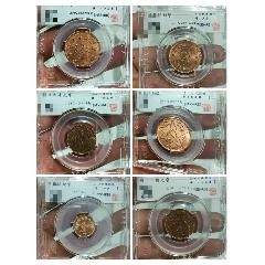 蘇維埃銅幣,新疆銅幣批量,20世紀后鑄,聞德評級(wh248923)_7788收藏__收藏熱線