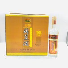 2010年52度仰韶陶蒸酒