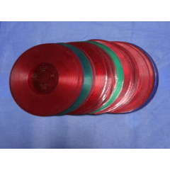 80年代各種大薄膜戲曲唱片混裝薄膜唱片批發隨機發貨(wh249552)_7788收藏__收藏熱線