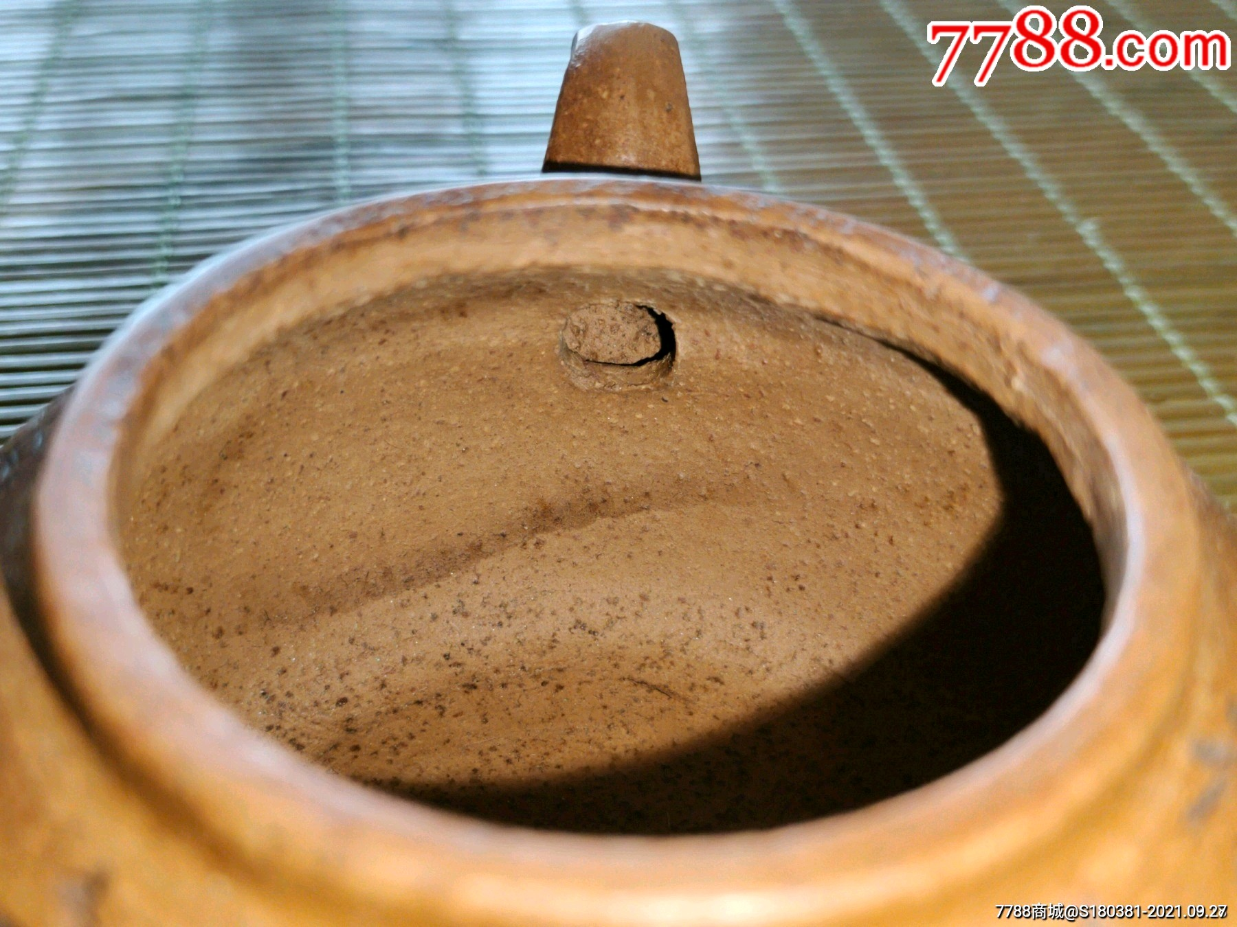 古玩杂项收藏紫砂圆茶壶摆件_单价65元/件_第7张_7788收藏__收藏热线