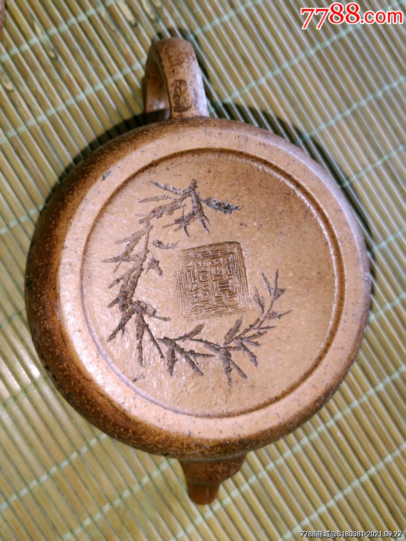 古玩杂项收藏紫砂圆茶壶摆件_单价65元/件_第8张_7788收藏__收藏热线