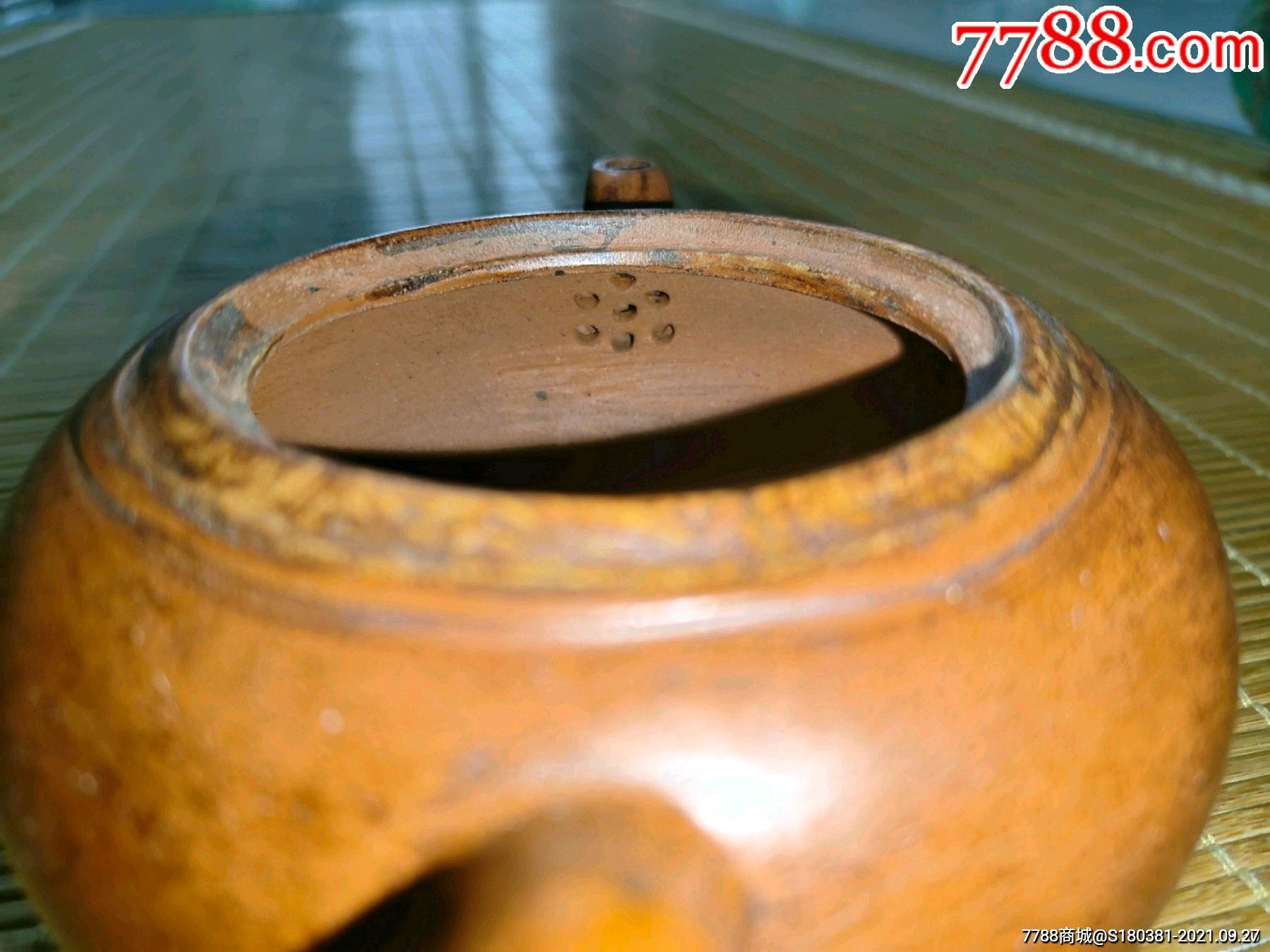 古玩杂项收藏紫砂圆茶壶摆件_单价65元/件_第15张_7788收藏__收藏热线