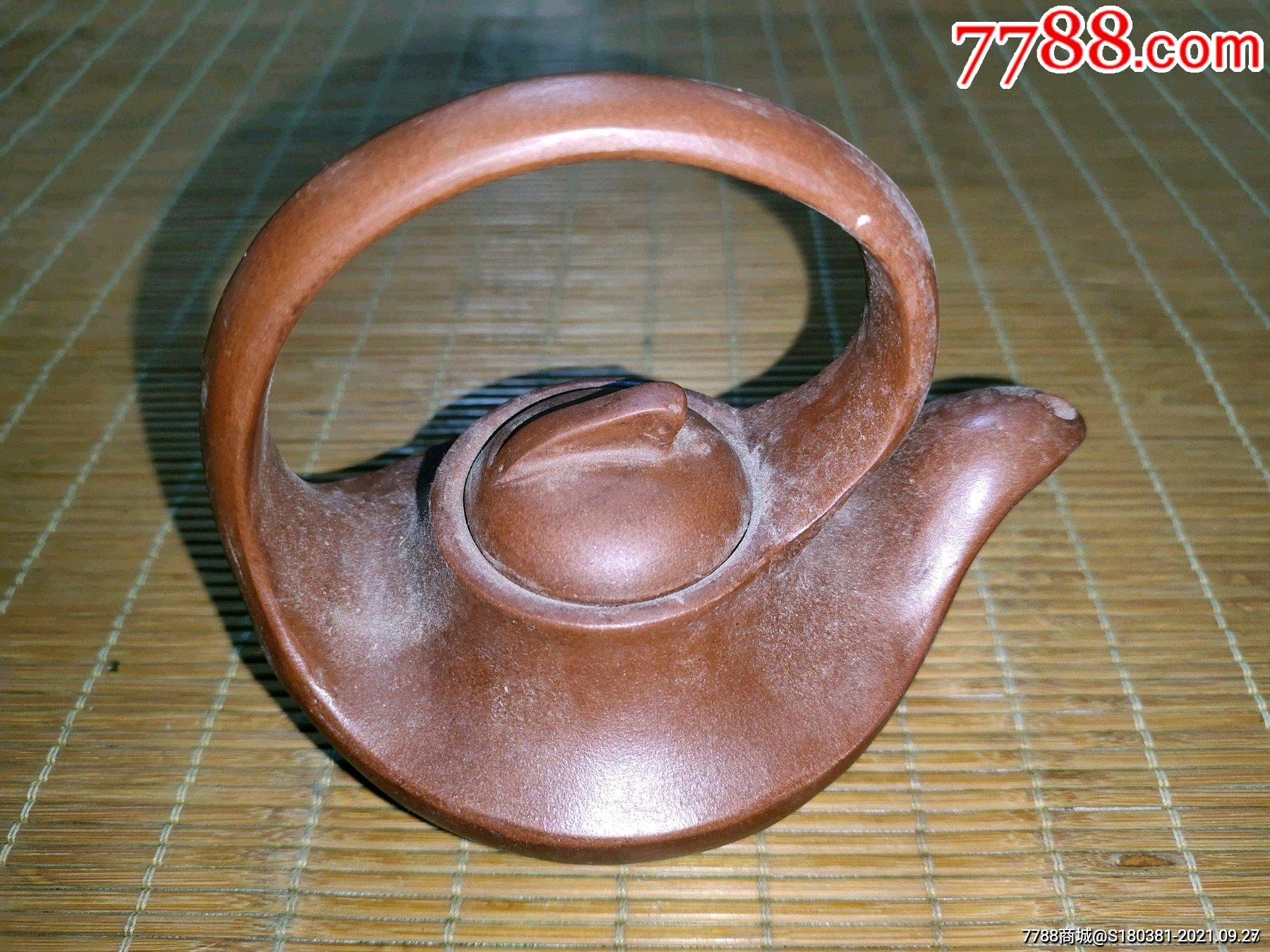 古玩杂项收藏紫砂圆茶壶摆件_单价65元/件_第17张_7788收藏__收藏热线