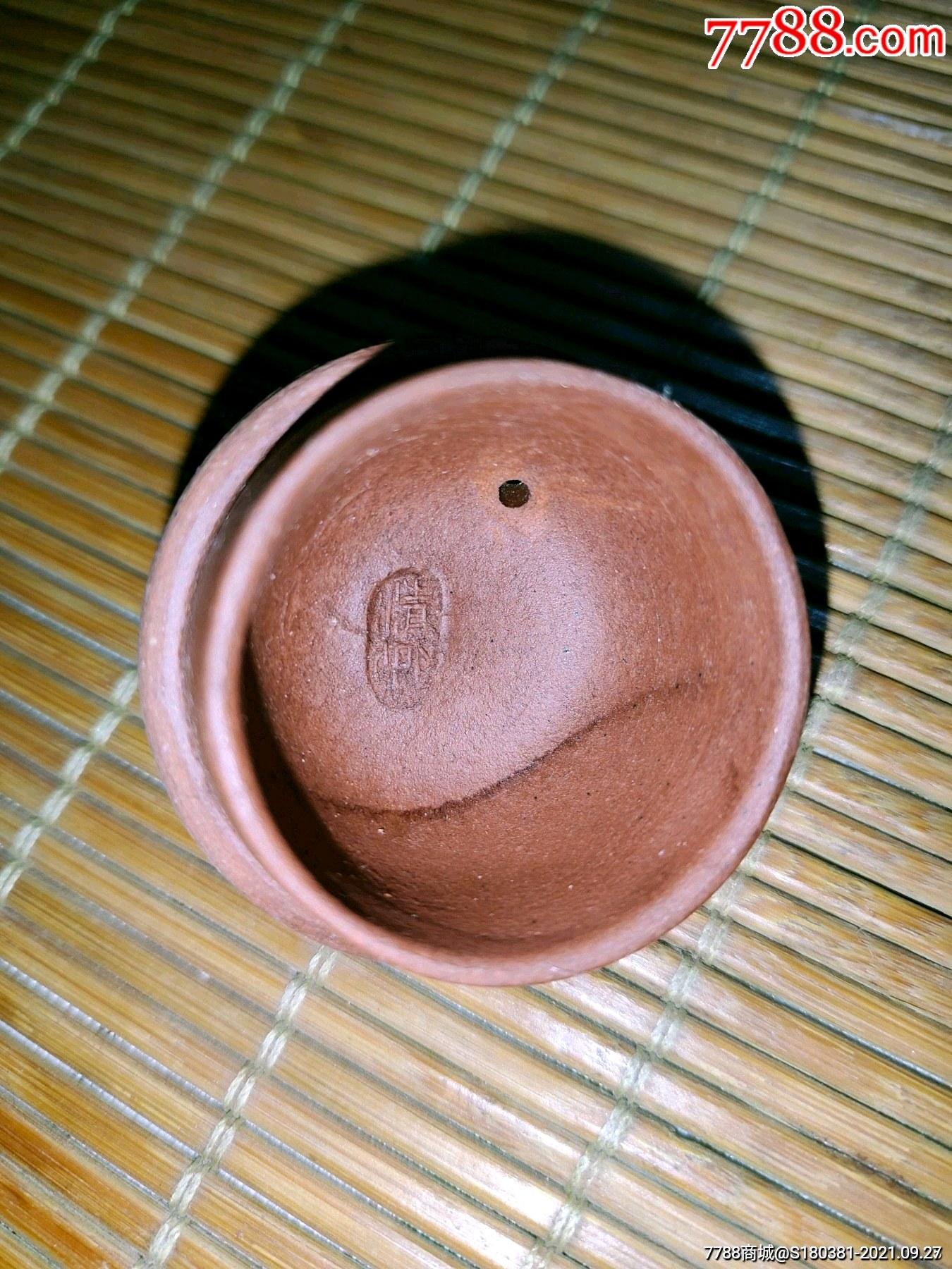古玩杂项收藏紫砂圆茶壶摆件_单价65元/件_第19张_7788收藏__收藏热线