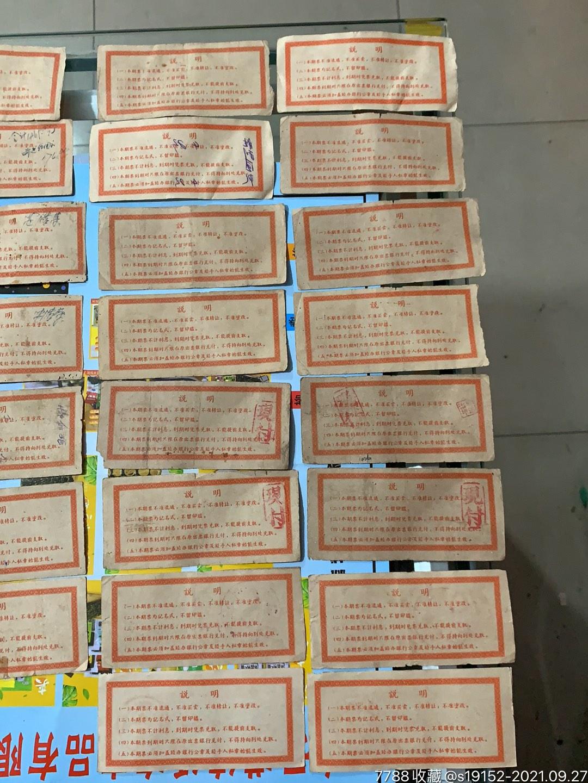 四川省期票100套合售_单价28元/件_第17张_7788收藏__收藏热线