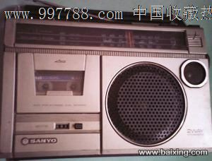 日本三洋官网_老式日本三洋收录机