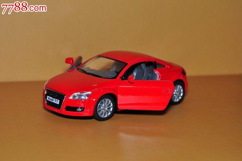 奥迪车模型玩具