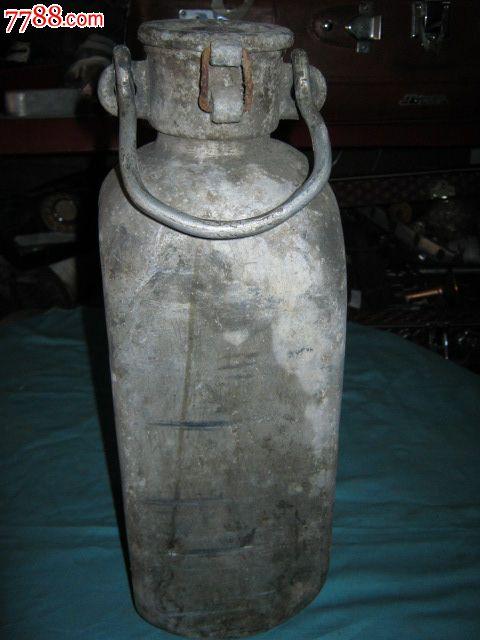 老奶_二战德国老奶罐/老奶桶/老物件