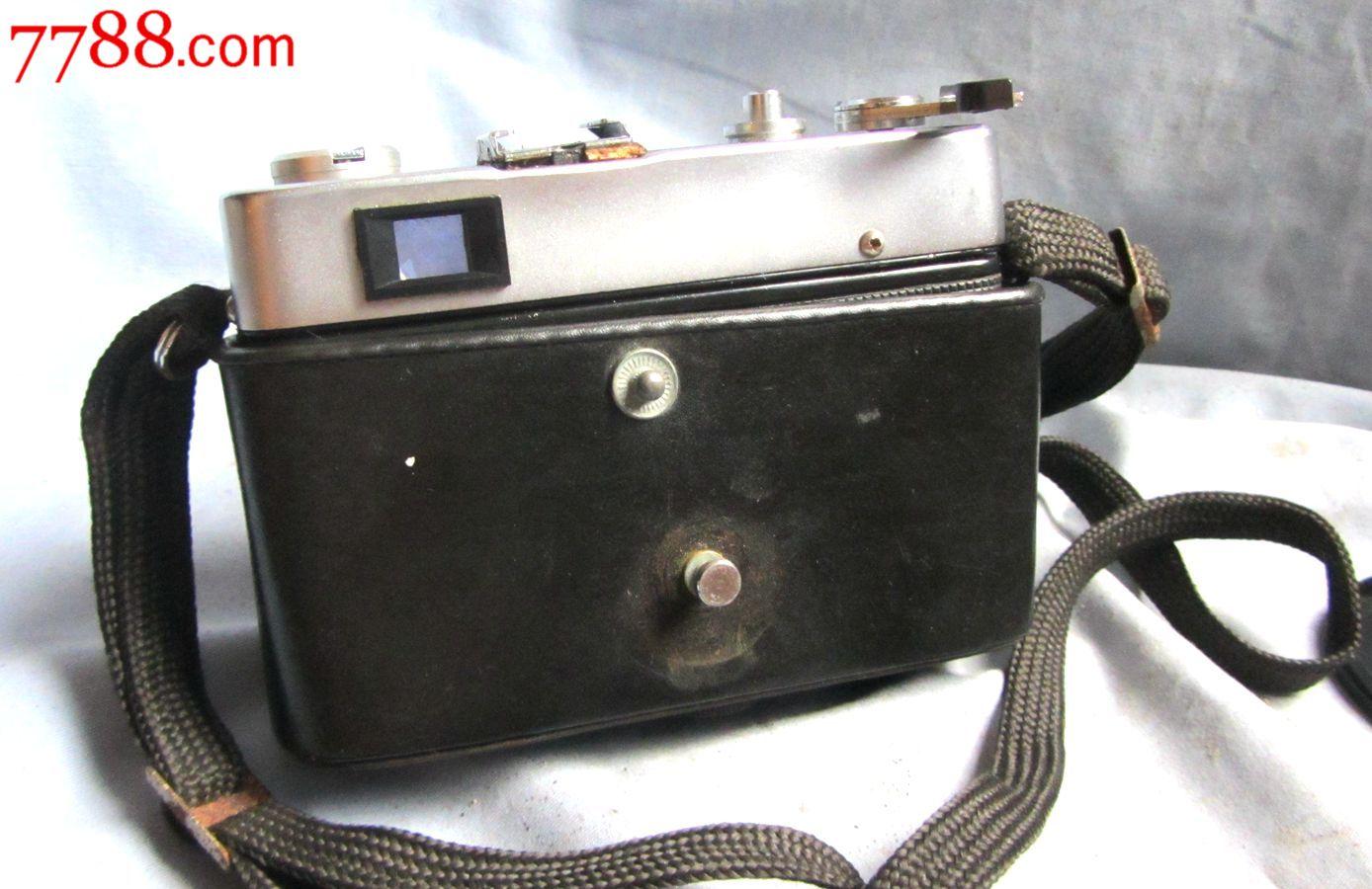 华夏823照相机,取景框玻璃烂