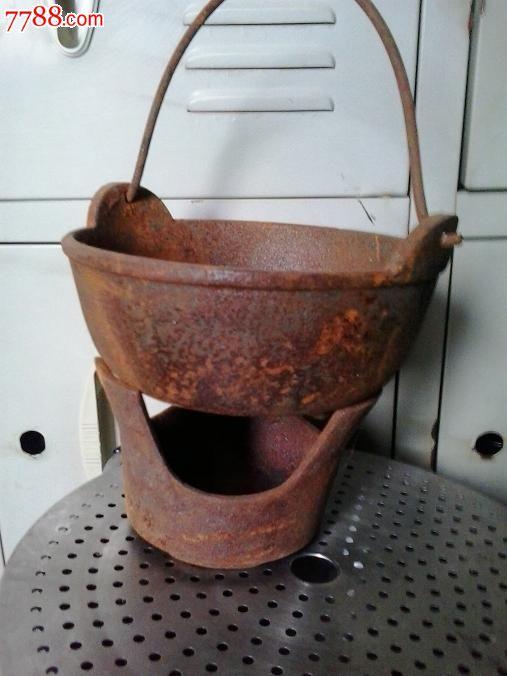 茶壶炉灶图片手绘