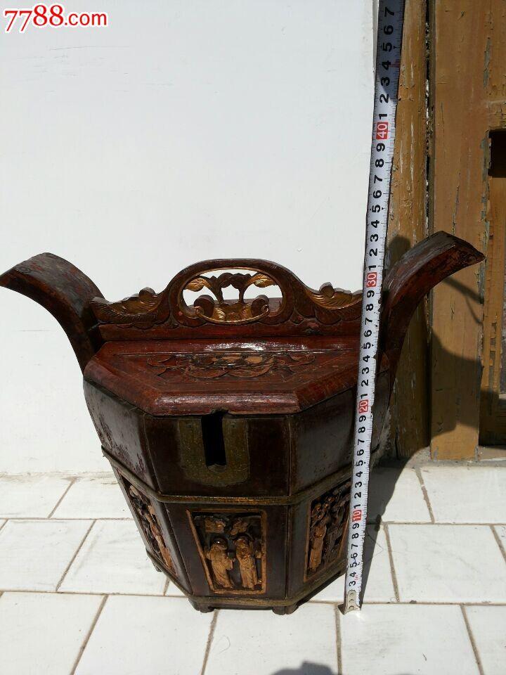 古代茶壶桶