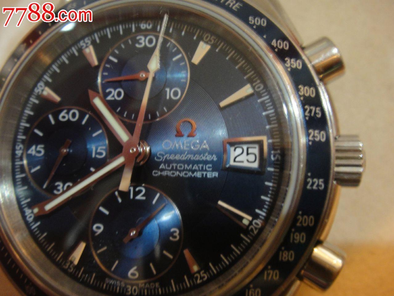 瑞士正品omega欧米茄男表男士自动机械手表图片