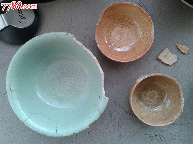 挖到的古代碗,不懂,不知道什么朝代图片