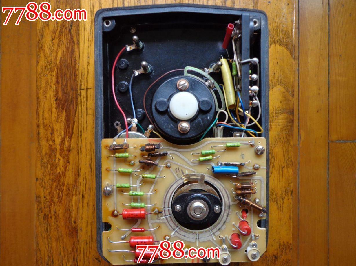 万用表dt9206电路图