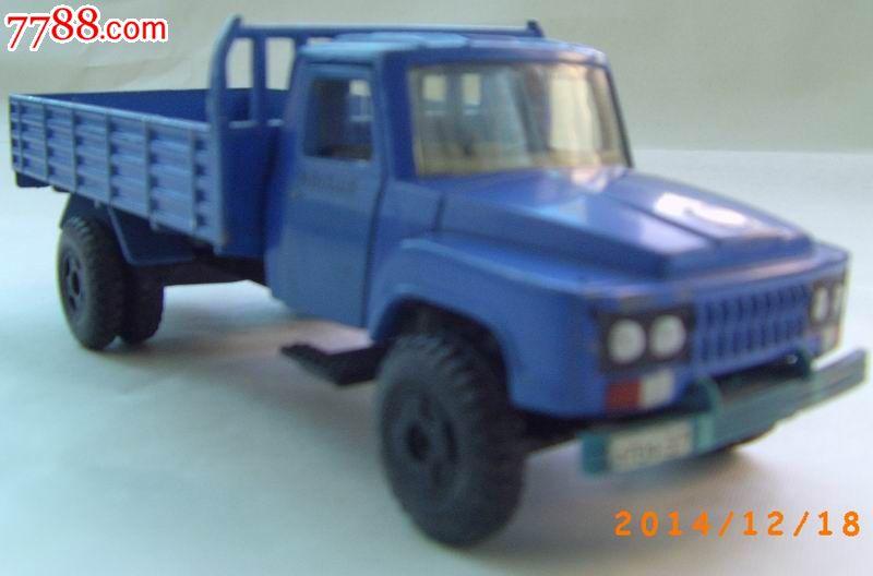 东风eqf140-1型五吨载重汽车纪念车模《二汽建厂20周年纪念,少见车模