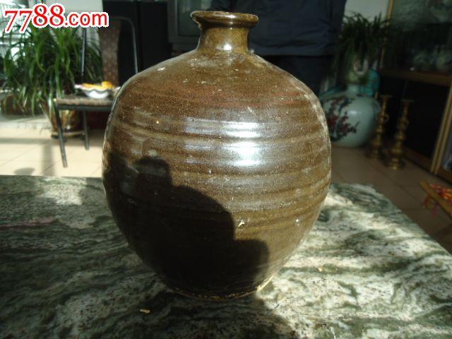 宋代天球瓶图片