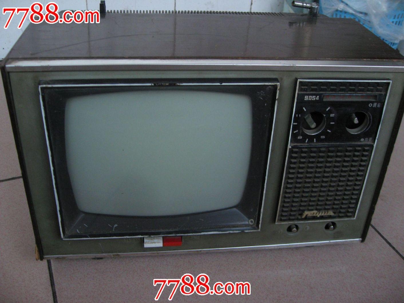 飛躍牌黑白電視機9寸(9ds4型)
