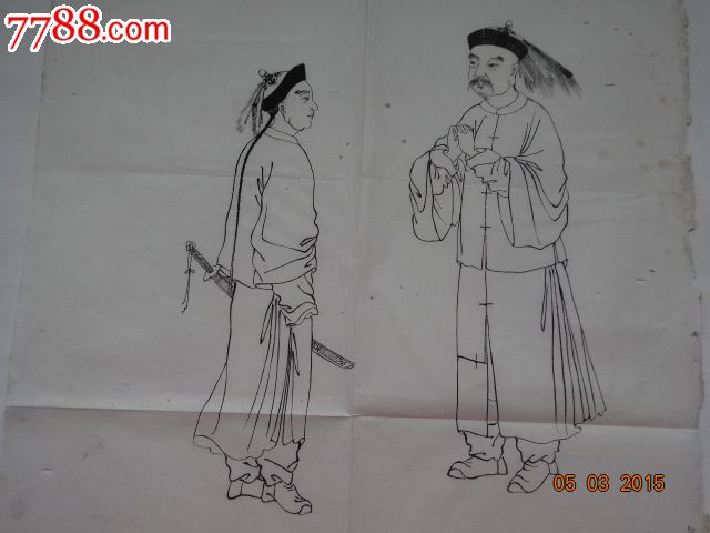 qingchao士兵简笔画